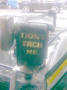 Don't Tach Me