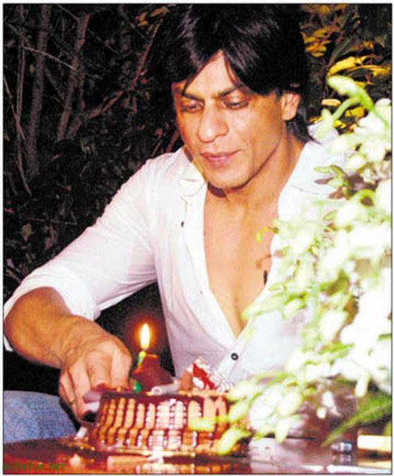 Shah Rukh Birthday